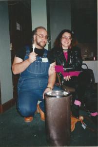 Jeff Rosenbaum (left): August 29, 1955 - August 31, 2014